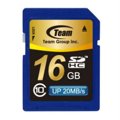 Карта памяти TEAM 16GB sdhc Class 10 (765441411890) TSDHC16GCL1001