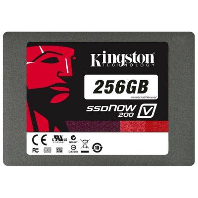 "SSD-диск Kingston SSD SATA2.5"" 256GB SSDNow V200 SV200S3/256G"