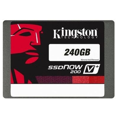 "SSD-диск Kingston SSD SATA2.5"" 240GB SSDNow V+200 SVP200S37A/240G"