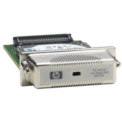 Опция устройства печати HP Защищенный высокопроизводительный жесткий диск HP J8019A