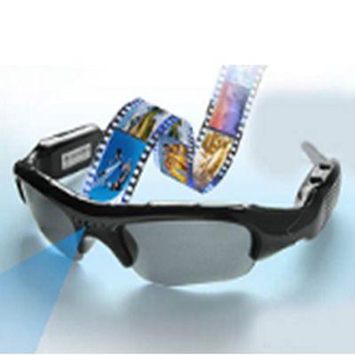 Экшн камера DAG (OEM) HD100 5.0M Pixel HD dv Camera Sunglasses (солнцезащитные очки со встроенной камерой)