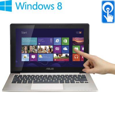 Ноутбук ASUS VivoBook X202E Metallic Grey 90NFQA424W14225813AU