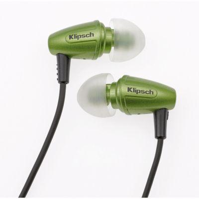 Наушники Klipsch Image S3 Galaxy Green