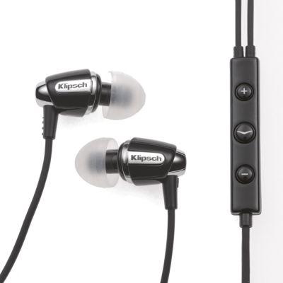 Наушники с микрофоном Klipsch Image S4i Black