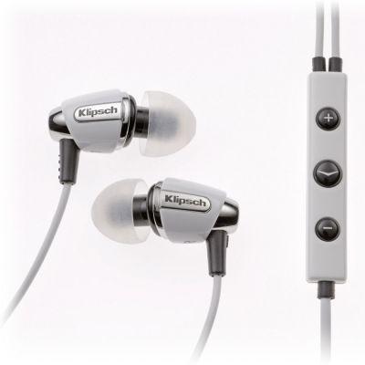 Наушники с микрофоном Klipsch Image S4i White