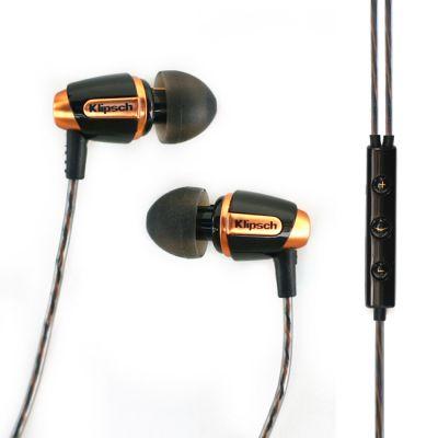 Наушники с микрофоном Klipsch Reference S4i, Black