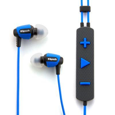 Наушники с микрофоном Klipsch Image S4i Rugged-Blue