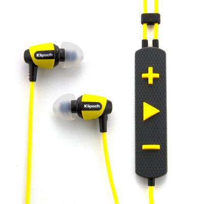 �������� � ���������� Klipsch Image S4i Rugged-Yellow