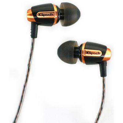 Наушники с микрофоном Klipsch Reference S4, Black