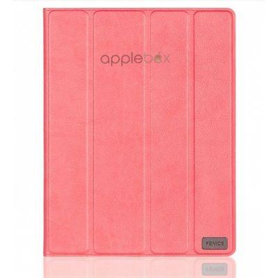 Чехол Fenice Creativo для iPad 2 + New iPad, poppy pink F02-PN-NEWIP