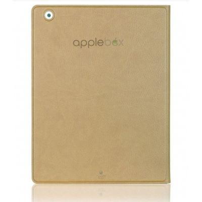 Чехол Fenice Creativo для iPad 2 + New iPad, almond brown F02-DB-NEWIP