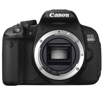 Зеркальный фотоаппарат Canon eos 650D Kit EF-S 18-55 is II [6559B005]