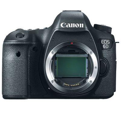 Зеркальный фотоаппарат Canon eos 6D Body [8035B004]