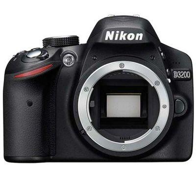 Зеркальный фотоаппарат Nikon D3200 Body [VBA330AE]