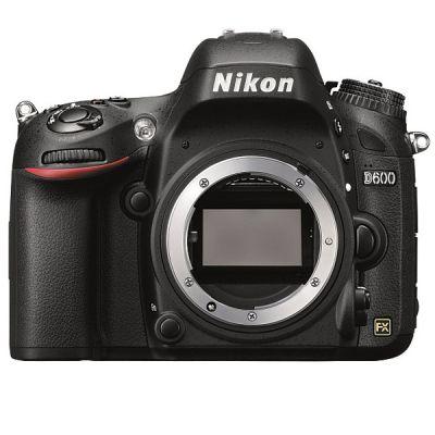 Зеркальный фотоаппарат Nikon D600 Body [VBA340AE]