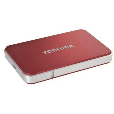 ������� ������� ���� Toshiba 1TB stor.E edition - ce - red PA3962E-1J0R