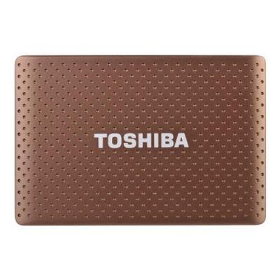 Внешний жесткий диск Toshiba 1TB stor.E partner Brown PA4285E-1HJ0