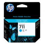 Картридж HP 711 Cyan/Голубой (CZ130A)