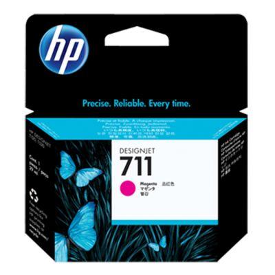 ��������� �������� HP 711 � ���������� ��������� 29 �� CZ131A
