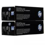 ��������� �������� HP Toner Cartridge Hewlett Packard 12A Black Dual Pk lj Q2612AF