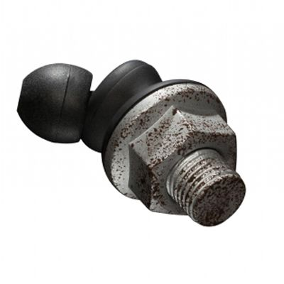 Наушники Quarkie Rusty bolt IN500SIL