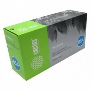 Расходный материал Cactus Картридж cactus для принтеров HP LaserJet P1102/P1102W/M1130/M1132, чёрный, 1600 стр CS-CE285A (CS-CE285AS)