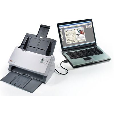 Сканер Plustek SmartOffice PS456U 0241TS