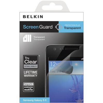 Защитная пленка Belkin для Samsung NOTE (прозрачная) F8M294cw3