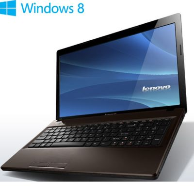 Ноутбук Lenovo IdeaPad G580 Brown 59359947 (59-359947)
