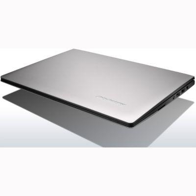 Ноутбук Lenovo IdeaPad S400u Gray 59359849 (59-359849)