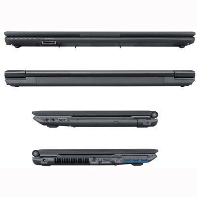 Ноутбук Fujitsu LifeBook NH532 Black VFY:NH532MPZH2RU
