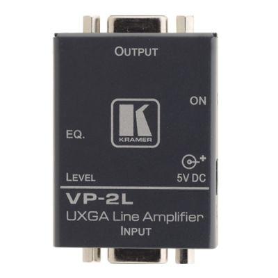 Kramer VP-2L Усилитель-распределитель для компьютерных графических сигналов VGA-UXGA и более высоких разрешений