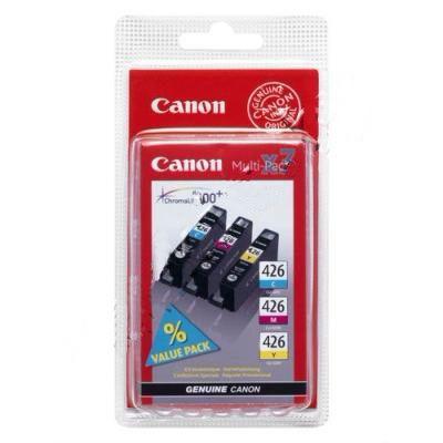 Картридж Canon CLI-426 C/M/Y Cyan/Magenta/Yellow - Голубой/Пурпурный/Желтый (4557B006)