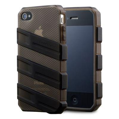 Чехол Cooler Master для iPhone 4/4S Translucent Black C-IF4C-HFCW-3K