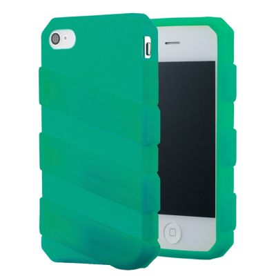 ����� Cooler Master ��� iPhone 4/4S Translucent Green C-IF4C-HFCW-3G