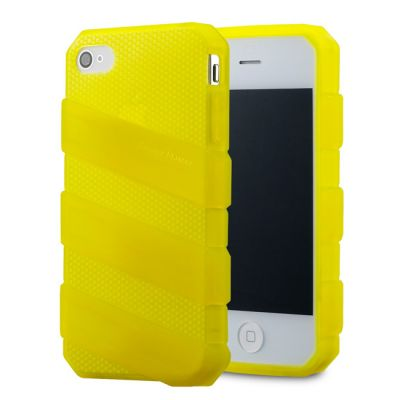 ����� Cooler Master ��� iPhone 4/4S Translucent Yellow C-IF4C-HFCW-3Y
