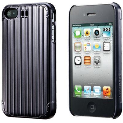 Чехол Cooler Master для iPhone 4/4S Traveler Suitcase Black C-IF4C-SCTV-1K