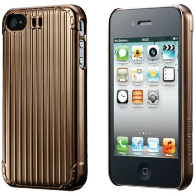 ����� Cooler Master ��� iPhone 4/4S Traveler Suitcase Gold C-IF4C-SCTV-1O
