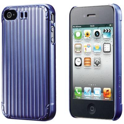 ����� Cooler Master ��� iPhone 4/4S Traveler Suitcase Blue C-IF4C-SCTV-1B