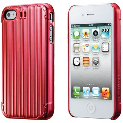 ����� Cooler Master ��� iPhone 4/4S Traveler Suitcase Red C-IF4C-SCTV-1R