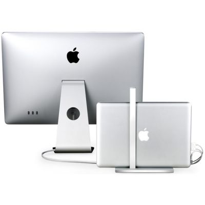 Cooler Master L-Stand - стенд для MacBook Air/Pro, iPad (серебристый) R9-NBS-LSDS-GP