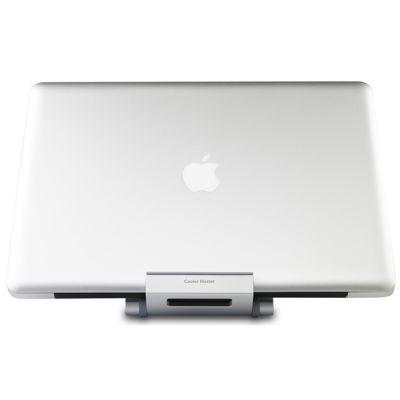 Cooler Master Jas-Pro - стенд для MacBook Air/Pro, iPad (серебристый) R9-NBS-JASS-GP