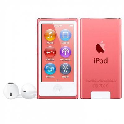 ���������� Apple iPod nano 7 (Pink) 16Gb MD475QB/A