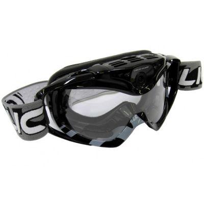 Liquid Image �����-����� Torque Series Offroad Goggle Cam HD 1080P LIC368BLK