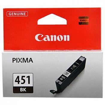 Картридж Canon CLI-451BK Black/Чёрный (6523B001)