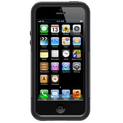 Чехол OtterBox Commuter для Apple iPhone 5 Black 77-23330_B