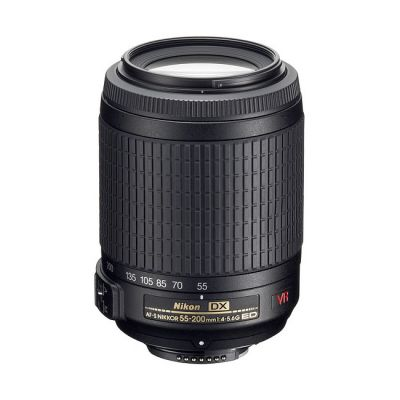 ���������� ����������� Nikon D5200 Kit dx 18-55mm vr + 55-200mm vr [VBA350K003]