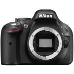 ���������� ����������� Nikon D5200 Body Black [VBA350AE]