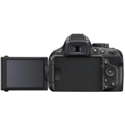 Зеркальный фотоаппарат Nikon D5200 Body Black [VBA350AE]