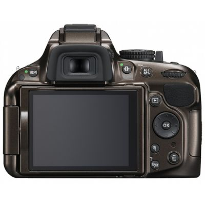 Зеркальный фотоаппарат Nikon D5200 Kit 18-55 vr Bronze [VBA352K001]
